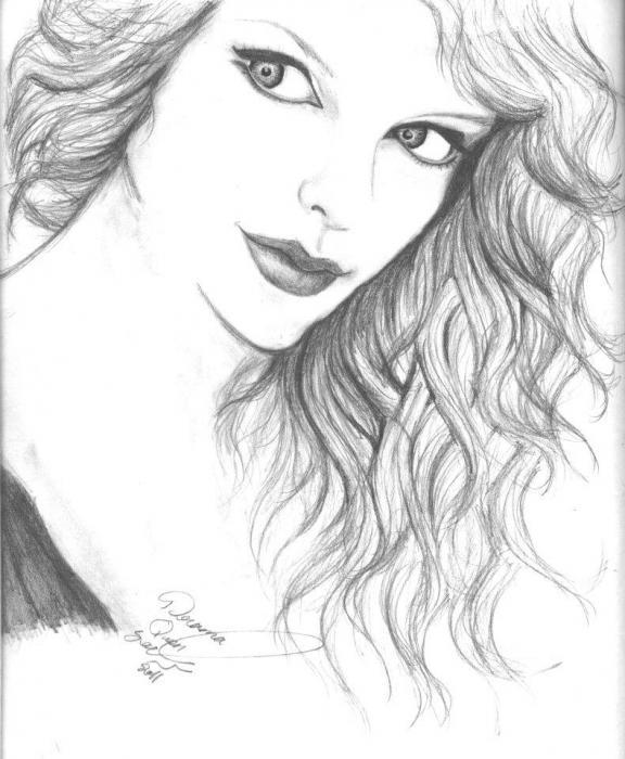Taylor Swift por Ciela